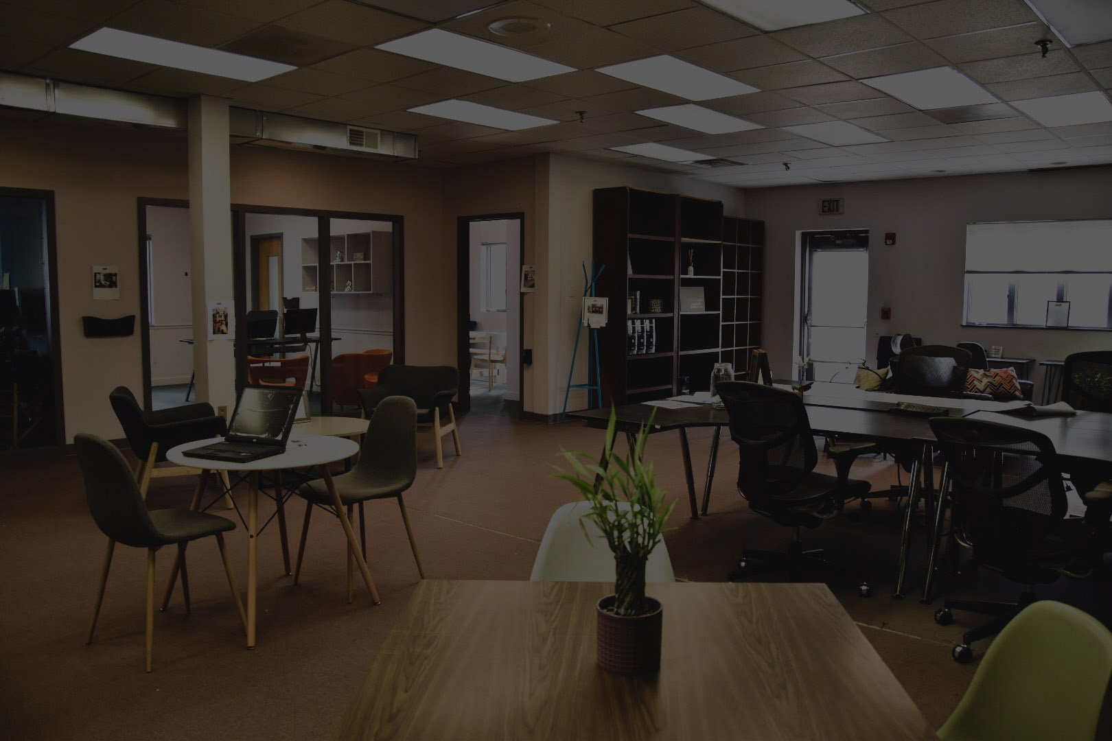 MEET YOUR NEW COWORKING SPACE